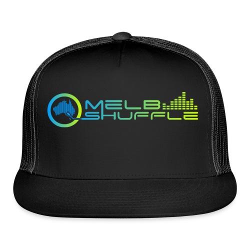 Melbshuffle Gradient Logo - Trucker Cap