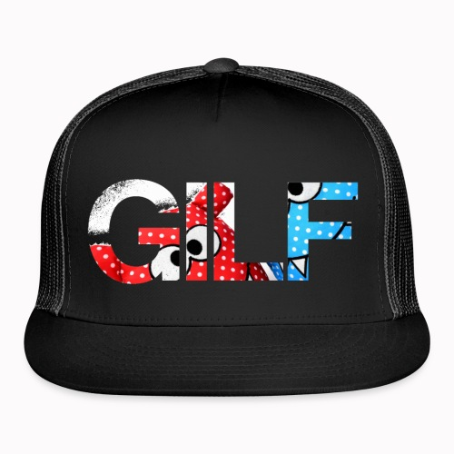 G.I.L.F. Grandma - Trucker Cap