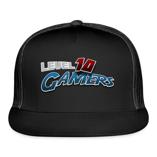Level10Gamers Logo - Trucker Cap