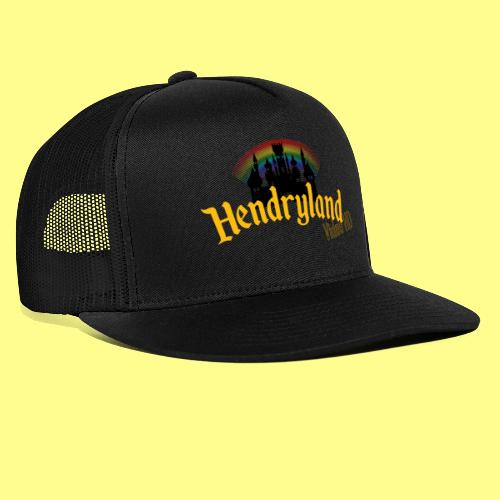 HENDRYLAND logo Merch - Trucker Cap