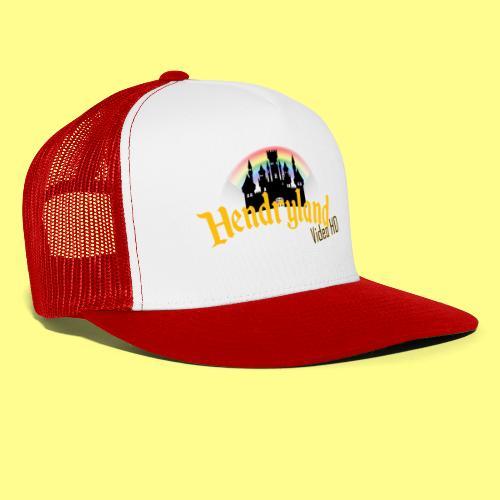 HENDRYLAND logo Merch - Trucker Cap