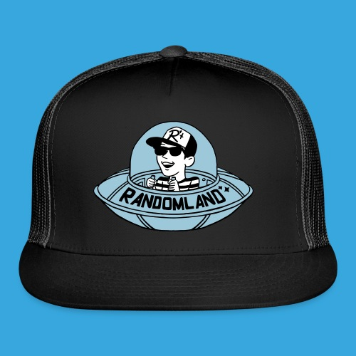 UFO Hat - Trucker Cap