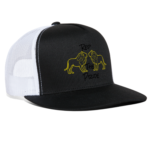 Rep The Pride - Trucker Cap