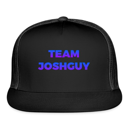 Team JoshGuy - Trucker Cap