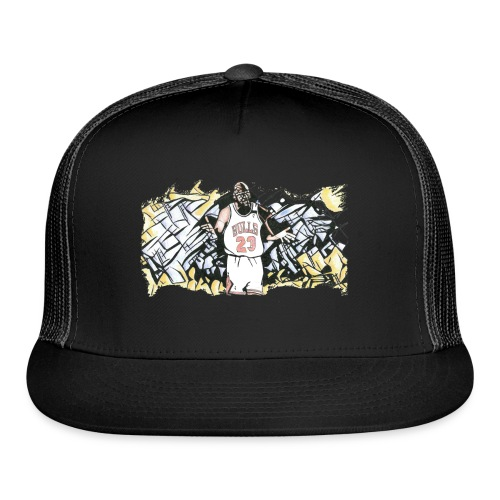MJ - Trucker Cap
