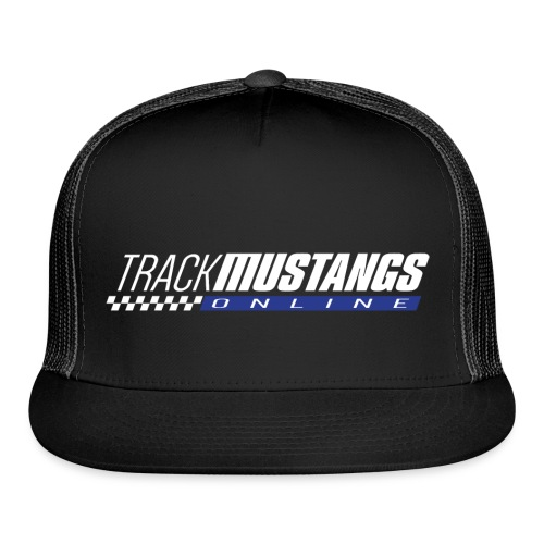 TMO Logo Light Text - Trucker Cap