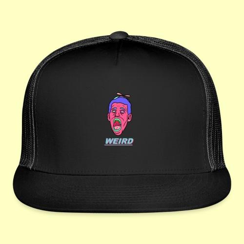 WEIRD - Trucker Cap