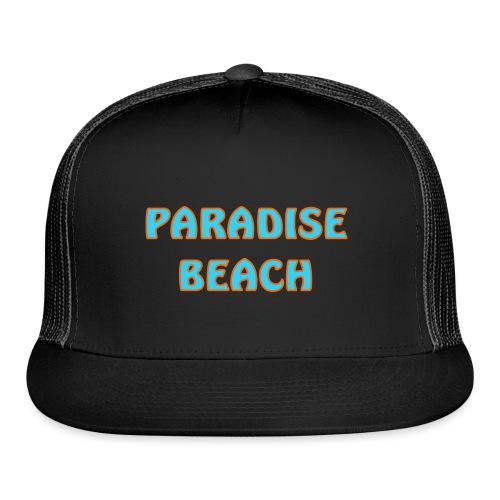 Paradise beach - Trucker Cap