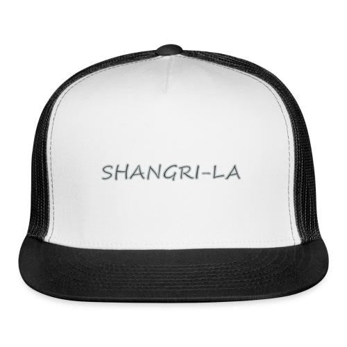 Shangri La silver - Trucker Cap