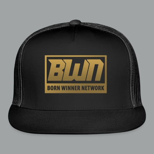 BWN (Gold) - Trucker Cap