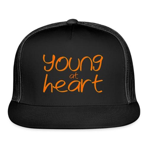 young at heart - Trucker Cap