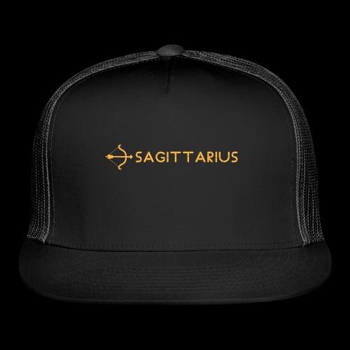 Sagittarius - Trucker Cap