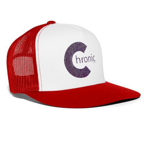 Houston Chronic - Legacy ( White Outline ) - Trucker Cap