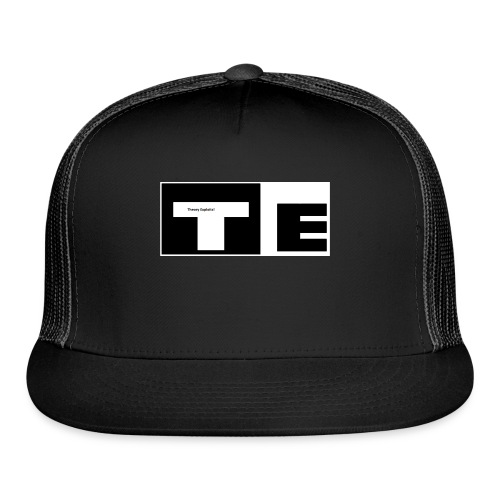 Theory Exploit Hat & Bags! - Trucker Cap