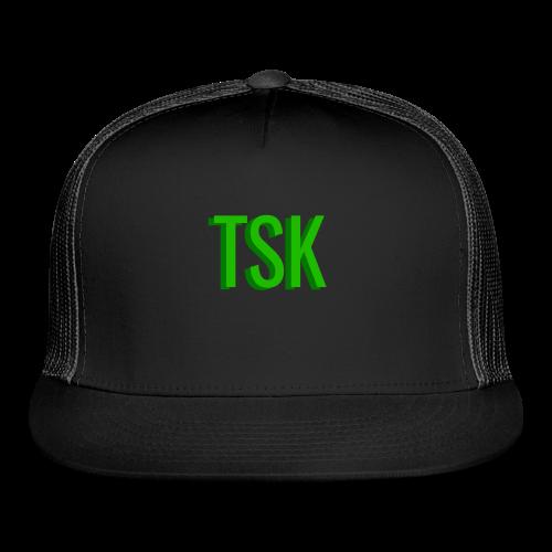 Meget simpel TSK trøje - Trucker Cap