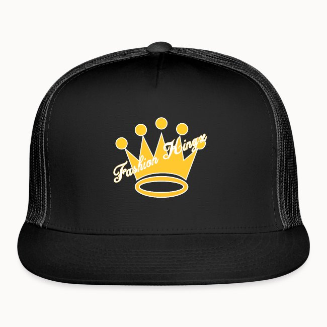 "Fashion Kingz Clothing ""Official Crown"" Logo"