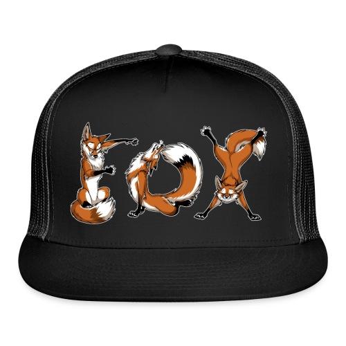 YOGA Foxes - Trucker Cap