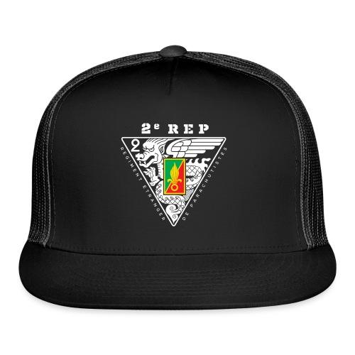 2e REP - 2 REP - Legion - Badge - Trucker Cap