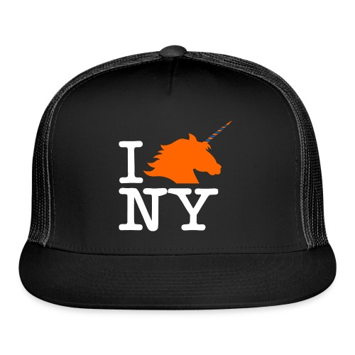 I Unicorn New York (Kristaps Porzingis) - Trucker Cap