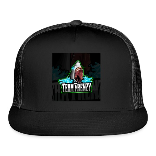 Team Frenzy Logo - Trucker Cap