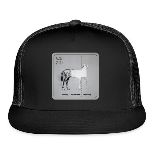 Horse Drawn Capability - Trucker Cap