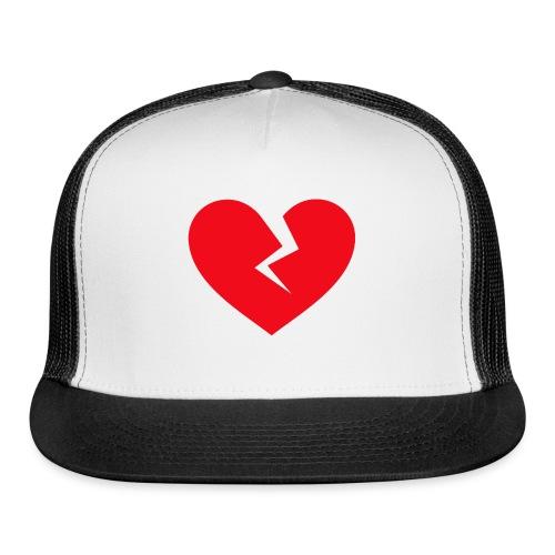 Broken Heart - Trucker Cap