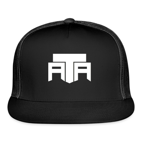 ATA LOGO FINAL png - Trucker Cap