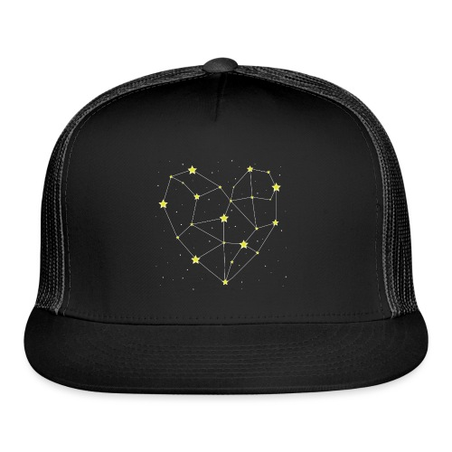 Heart in the Stars - Trucker Cap