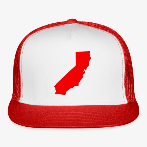 Flip Cali Red - Trucker Cap