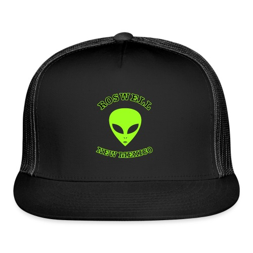 Roswell New Mexico - Trucker Cap