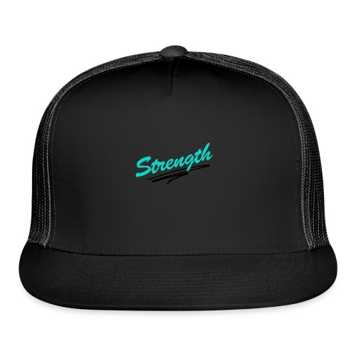 Strength Tank - Trucker Cap