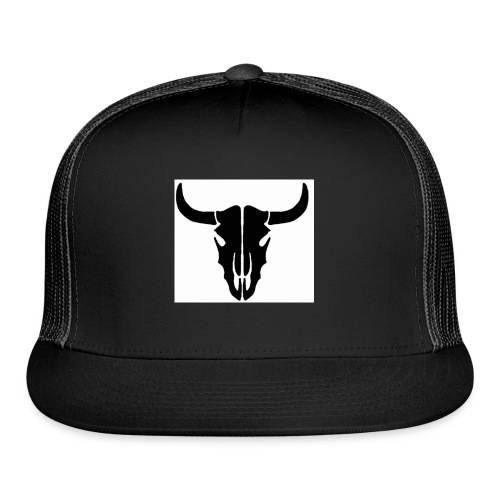 Longhorn skull - Trucker Cap