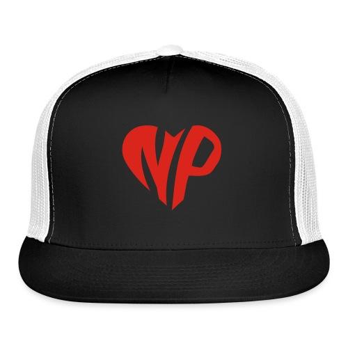 np heart - Trucker Cap