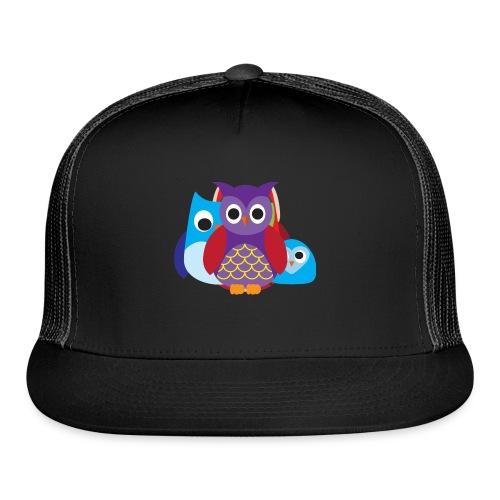 Cute Owls Eyes - Trucker Cap