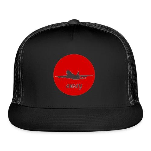 get away - Trucker Cap