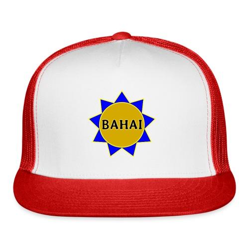 Bahai star - Trucker Cap