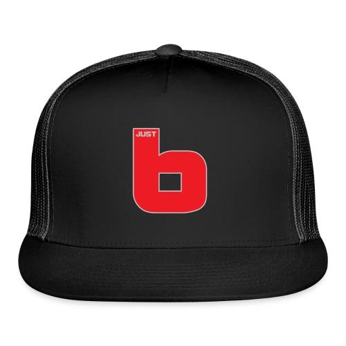 just b - Trucker Cap