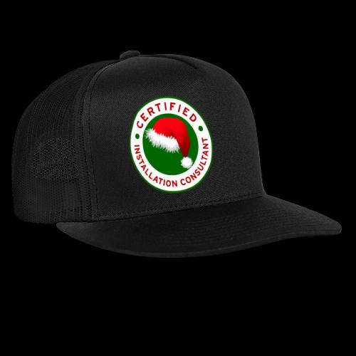 Christmas Lights R Us Emblem - Trucker Cap