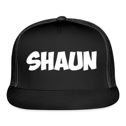 Shaun Logo Shirt - Trucker Cap