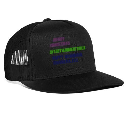 Holliday Merch - Trucker Cap