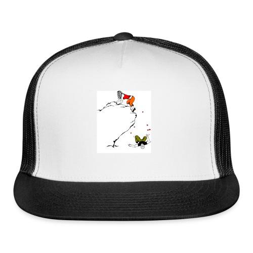 Lady Climber - Trucker Cap