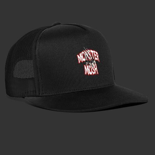 Monster Mosh Band Logo - Trucker Cap