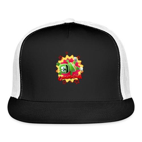 Gummibär Starburst - Trucker Cap