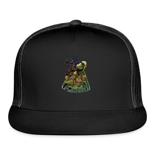 Xenomorph Queen - Trucker Cap