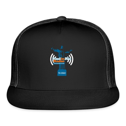 Paul in Rio Radio - The Thumbs up Corcovado #2 - Trucker Cap