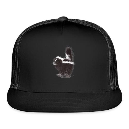 Cool cute funny Skunk - Trucker Cap