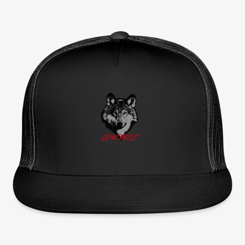 Lone Wolf - Trucker Cap