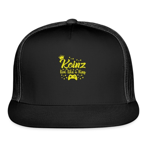 Live Like A King - Trucker Cap