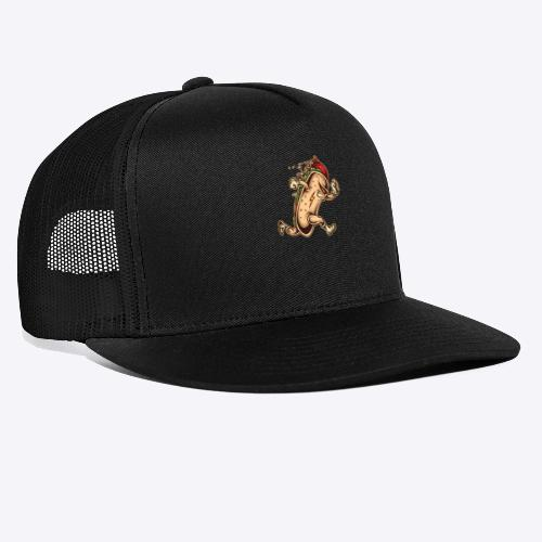 Hot Dog Hero - Trucker Cap