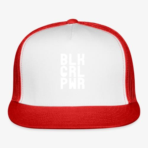 Black Girl Power - Trucker Cap